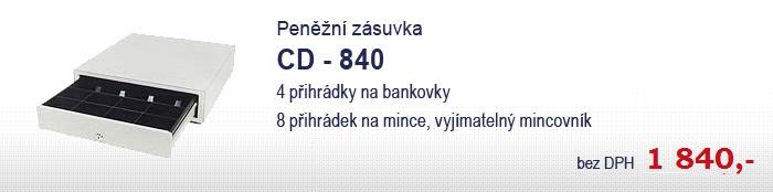 Peněžní zásuvka CD-840