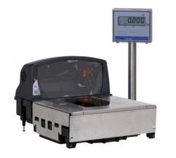 Pultový skener MS 2421 StratosS s váhou DIGI DS866